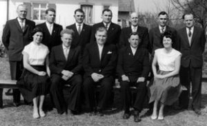 Sängerbund Leutesheim Geschichte