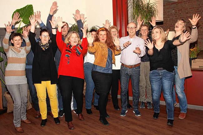 hauptversammlung generalversammlung 2020 sängerbund chor leutesheim